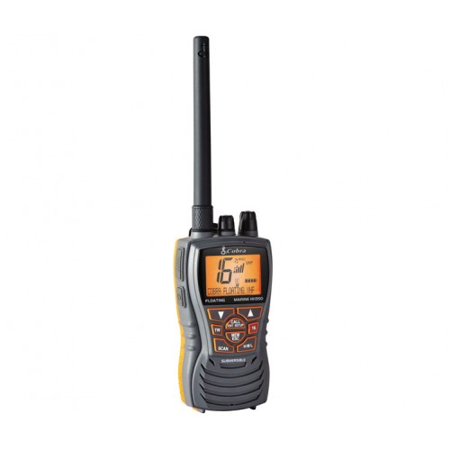 VHF Cobra MR HH 350 FLT EU